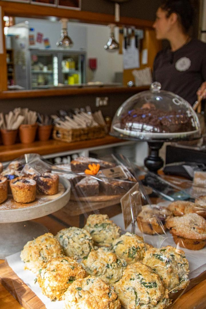home cafe counter selection